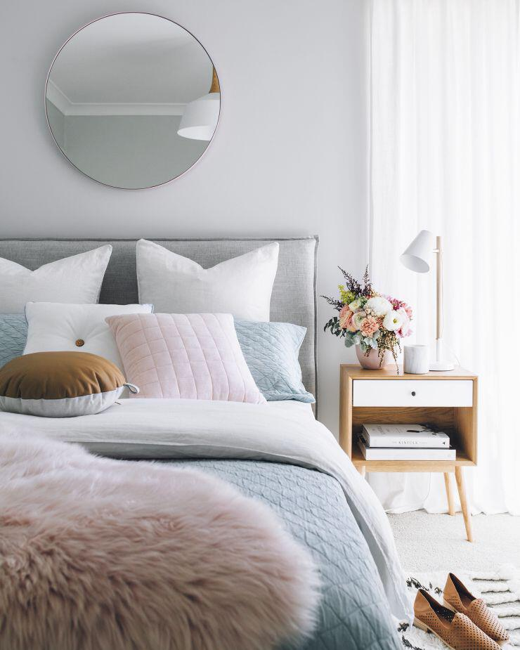 15 pastel bedroom decoration ideas that you will want to ...