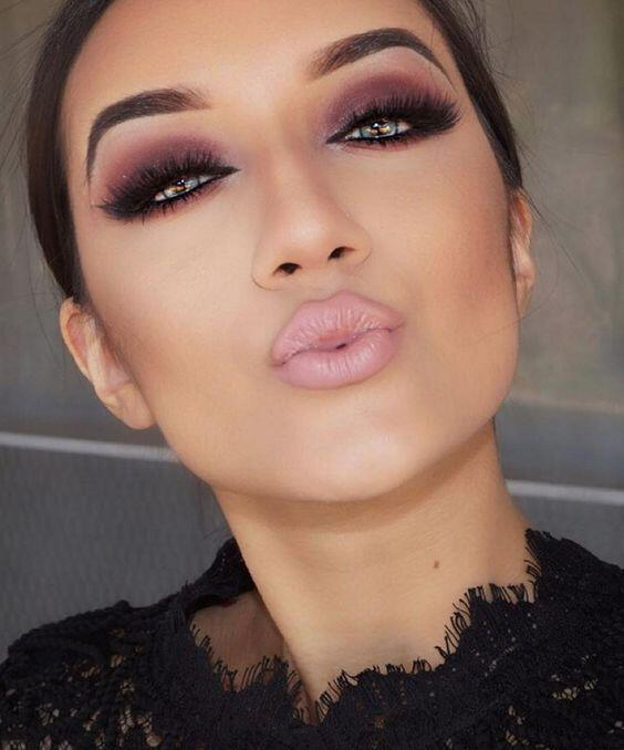 9 Valentine S Day Makeup Ideas That You Can Copy