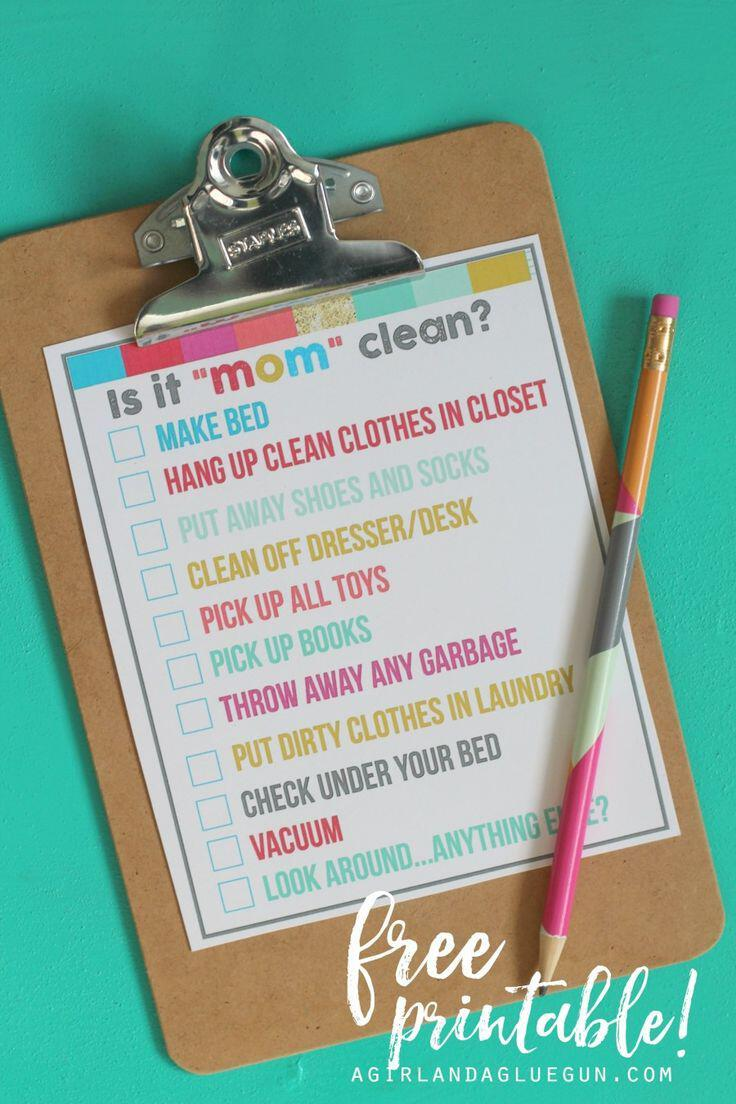 the 14 best checklists to clean your bedroom for adults and kids 5 - The 14 best checklists to clean your bedroom for adults and kids