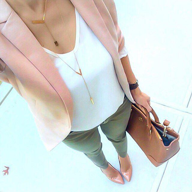 15 blush blazer spring outfits you need to try 1 - 15 blush blazer spring outfits you need to try