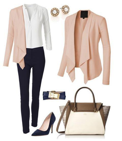 15 blush blazer spring outfits you need to try 7 - 15 blush blazer spring outfits you need to try