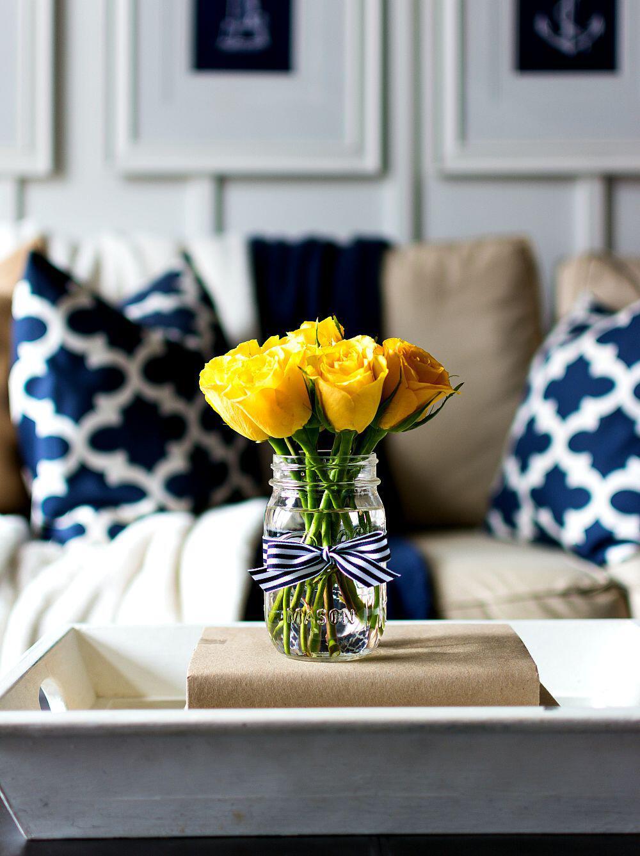 15 living room spring decor ideas you can copy 1 - 15 living room spring decor ideas you can copy