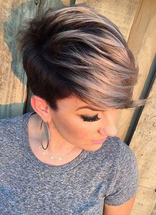 15 stylish short hairstyles for women 11 - 15 stylish short hairstyles for women