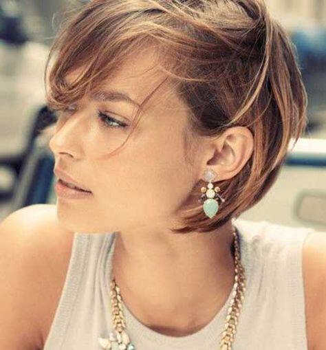 15 stylish short hairstyles for women 14 - 15 stylish short hairstyles for women