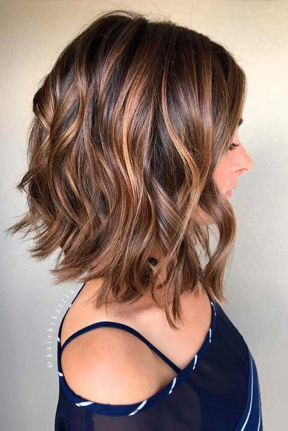 15 ways to style your lobs long bob hairstyle ideas 8 - 15 ways to style your lobs (Long bob hairstyle ideas)