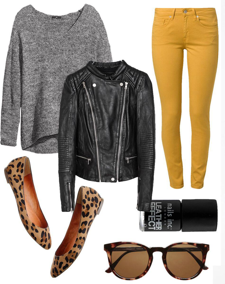 19 outfit ideas to wear your yellow jeans this spring 10 - 19 outfit ideas to wear your yellow jeans this spring