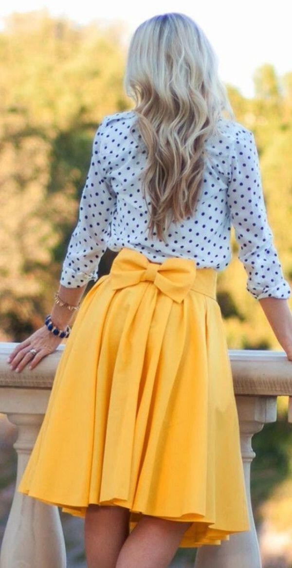7 inspiring easter outfits with dresses and skirts for women 5 - 7 inspiring Easter outfits with dresses and skirts for women