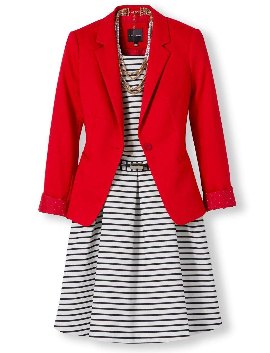 11 inspiring ways to wear your red blazer right now 9 - 11 inspiring ways to wear your red blazer right now