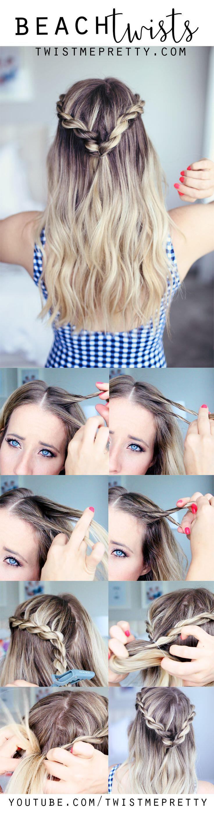 14 beautiful spring hairstyles for every length 1 - 14 beautiful spring hairstyles for every length