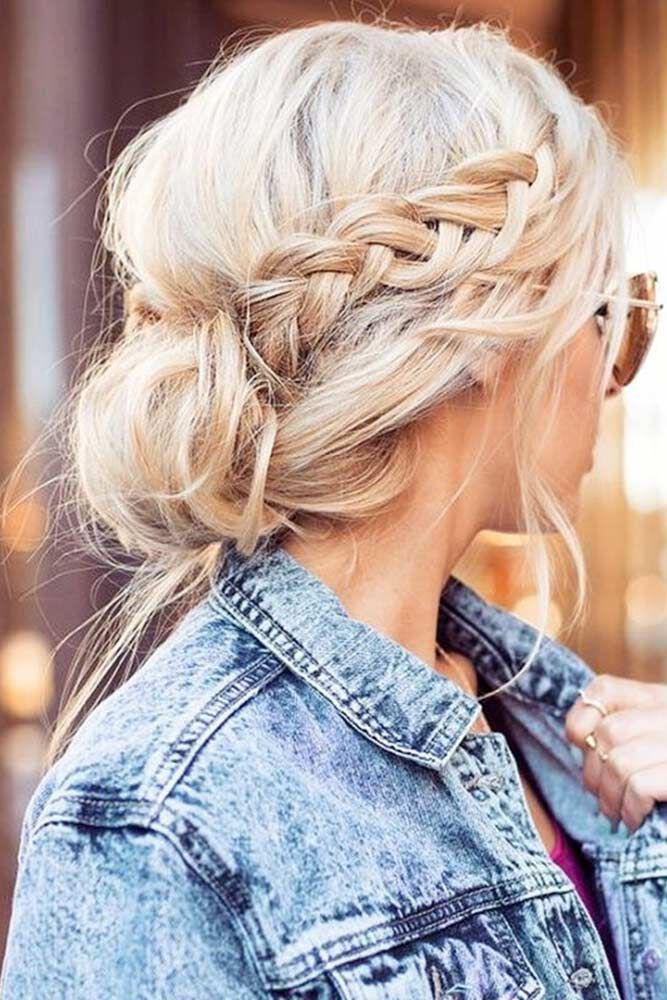 14 beautiful spring hairstyles for every length 12 - 14 beautiful spring hairstyles for every length