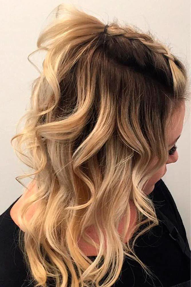 14 beautiful spring hairstyles for every length 13 - 14 beautiful spring hairstyles for every length