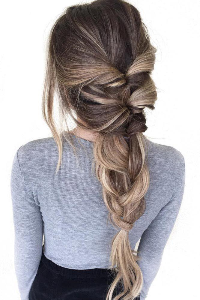 Take a Look at These Awesome Easy Hairstyles For Everyday ...