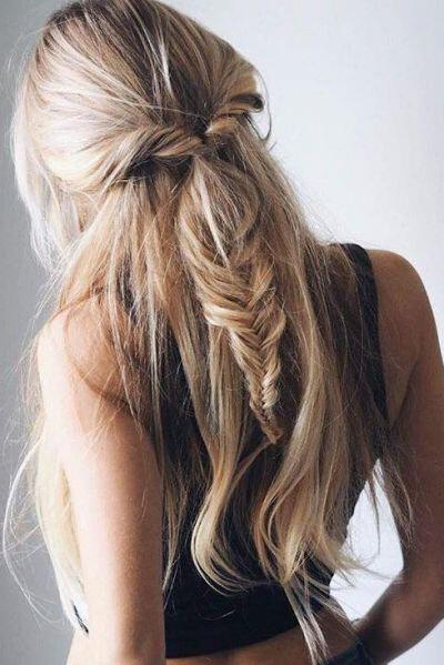14 beautiful spring hairstyles for every length 3 - 14 beautiful spring hairstyles for every length