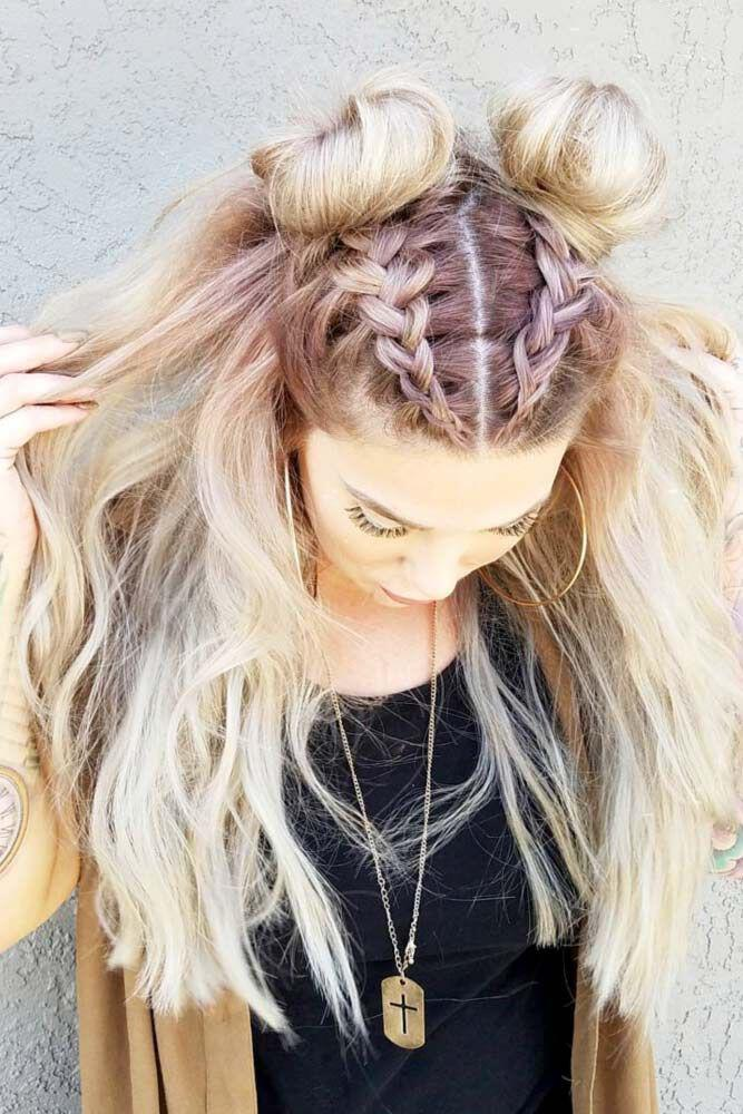 14 beautiful spring hairstyles for every length 4 - 14 beautiful spring hairstyles for every length