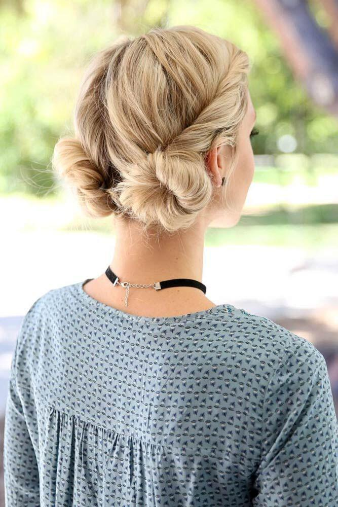 14 beautiful spring hairstyles for every length - 14 beautiful spring hairstyles for every length