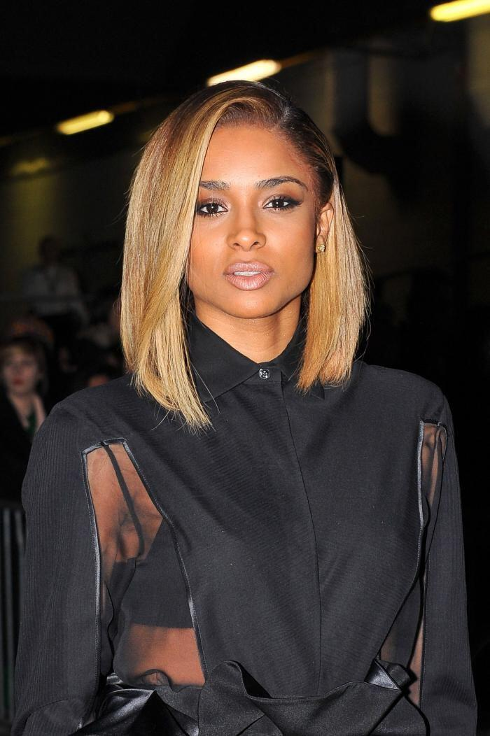 15 beautiful straight hairstyles for women to try - Page 8 ...