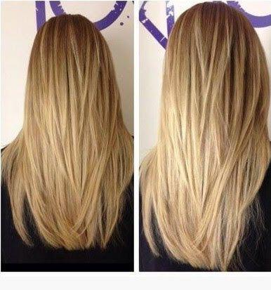 15 beautiful straight hairstyles for women to try 8 - 15 beautiful straight hairstyles for women to try