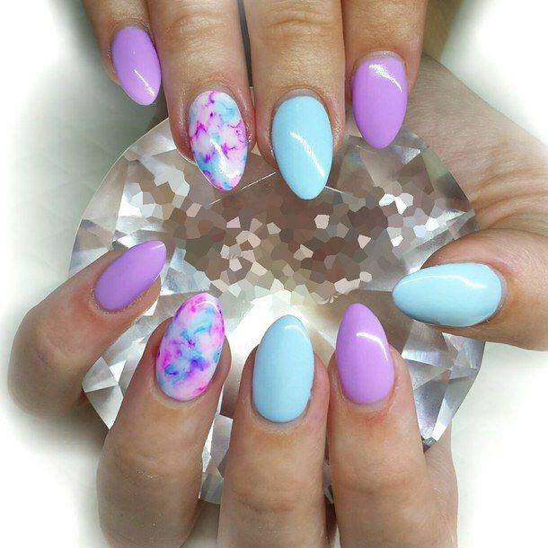 Spring Color Nail Designs Images Easy Nail Designs For Beginners
