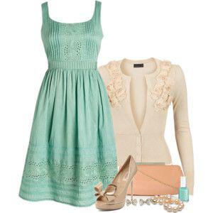 15 stylish church easter outfits for women to get ideas from 12 - 15 stylish church Easter outfits for women to get ideas from