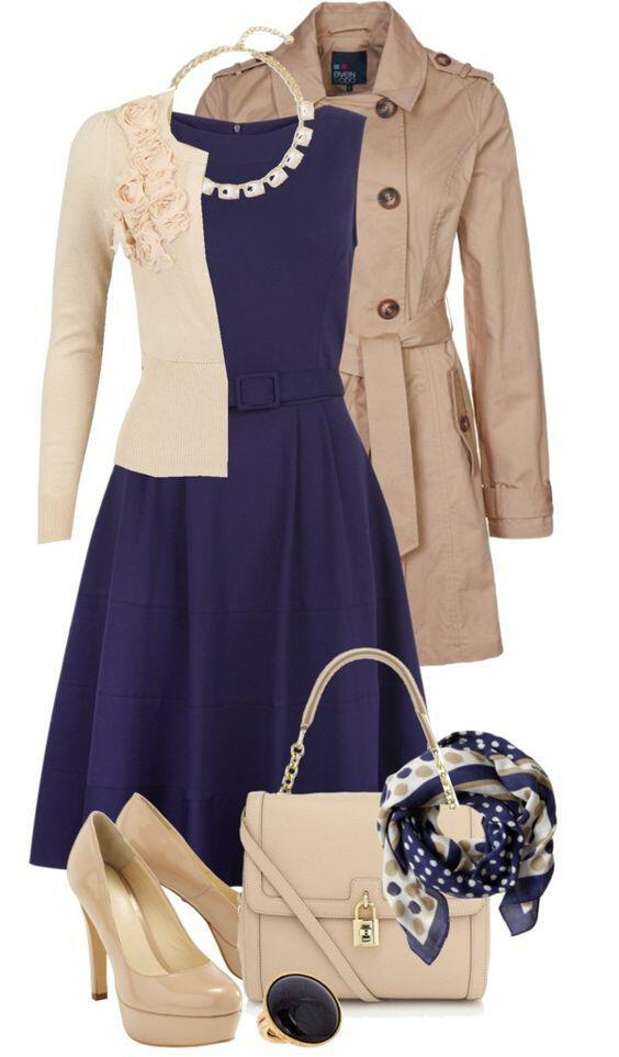 15 stylish church easter outfits for women to get ideas from 3 - 15 stylish church Easter outfits for women to get ideas from