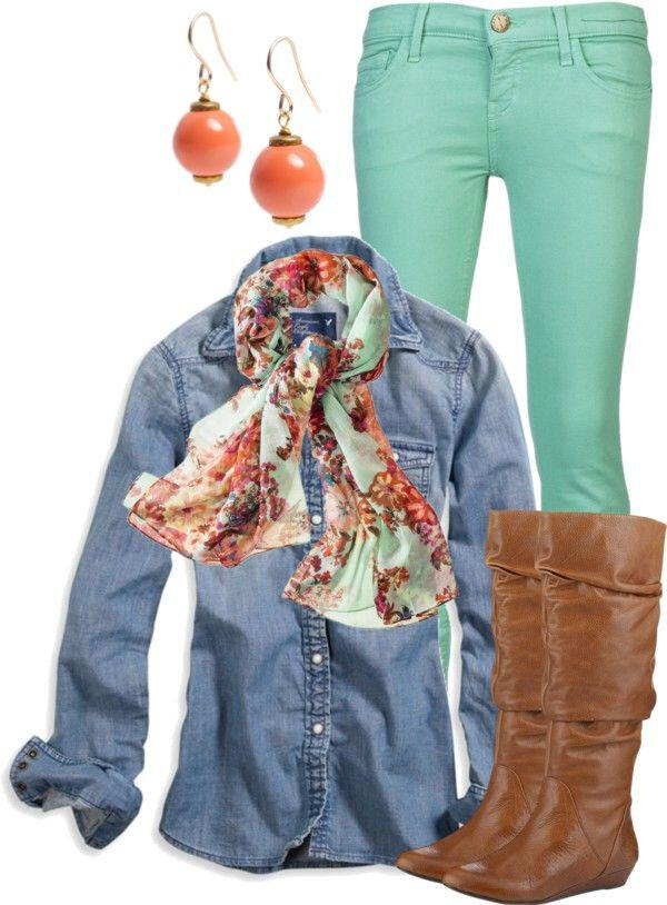 35 best outfits with mint jeans to get ideas from 10 - 35 best outfits with mint jeans to get ideas from