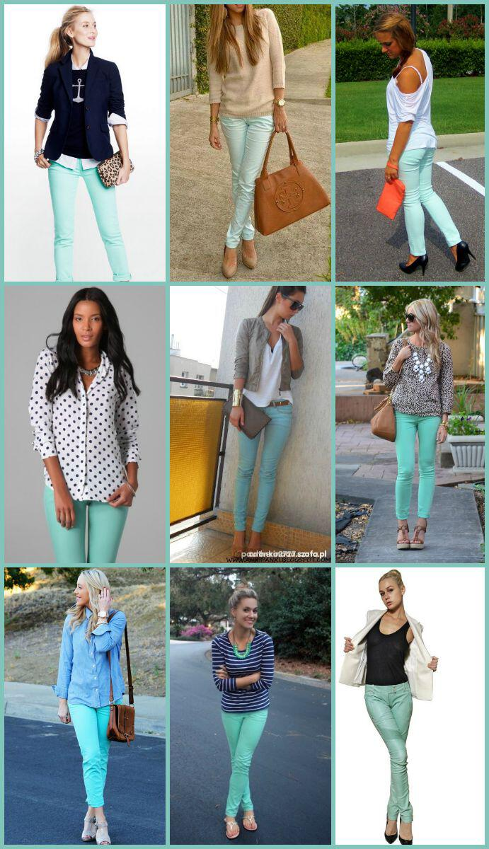 35 best outfits with mint jeans to get ideas from - 35 best outfits with mint jeans to get ideas from