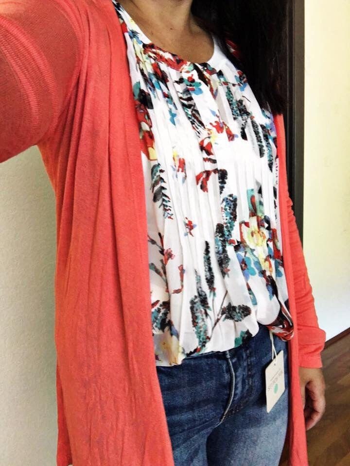 8 fun ways to wear coral in your spring outfits 6 - 8 fun ways to wear coral in your spring outfits
