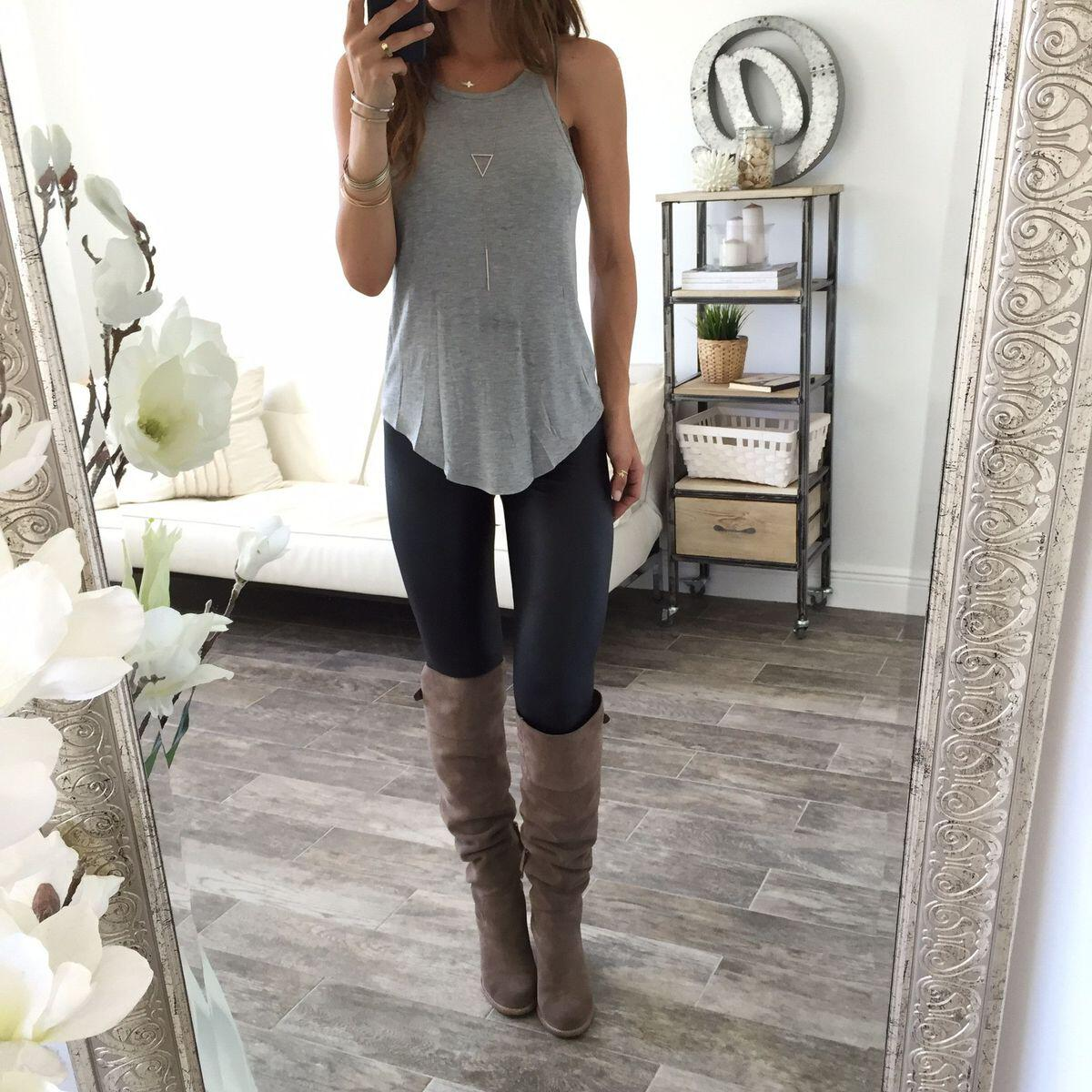leggings spring outfit 5 best outfits 12 - 14 casual spring outfits with leggings that you can wear every day