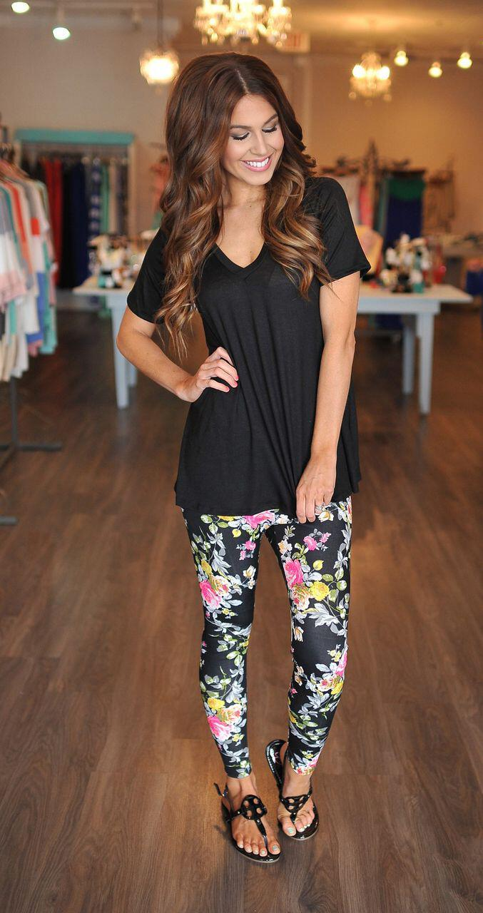leggings spring outfit 5 best outfits 6 - 14 casual spring outfits with leggings that you can wear every day