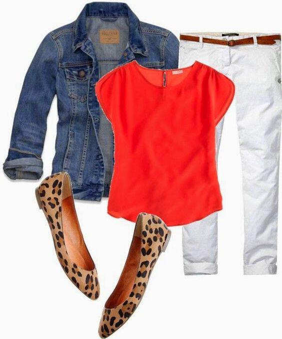 10 ways to wear a red top work outfit and look good 5 - 10 ways to wear a red top work outfit and look good