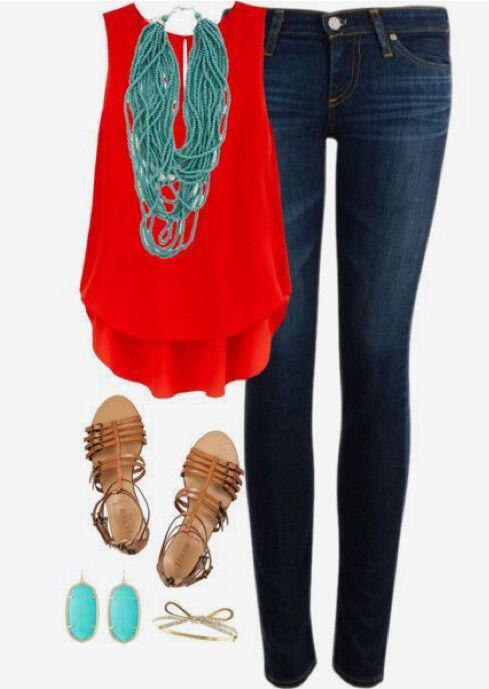 10 ways to wear a red top work outfit and look good - 10 ways to wear a red top work outfit and look good