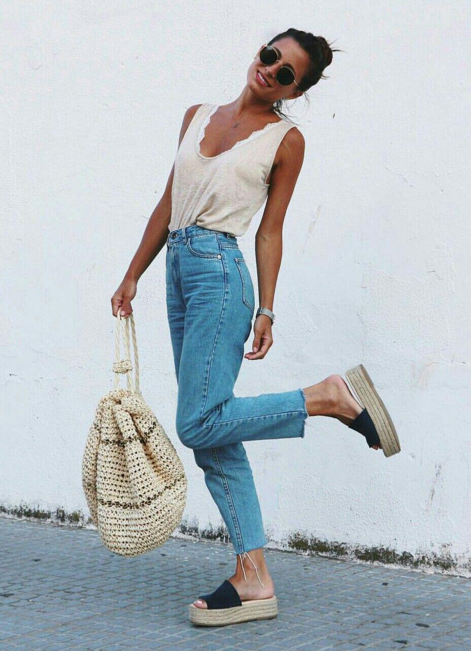 12 outfit ideas to wear espadrilles during spring and summer 11 - 12 outfit ideas to wear espadrilles during spring and summer