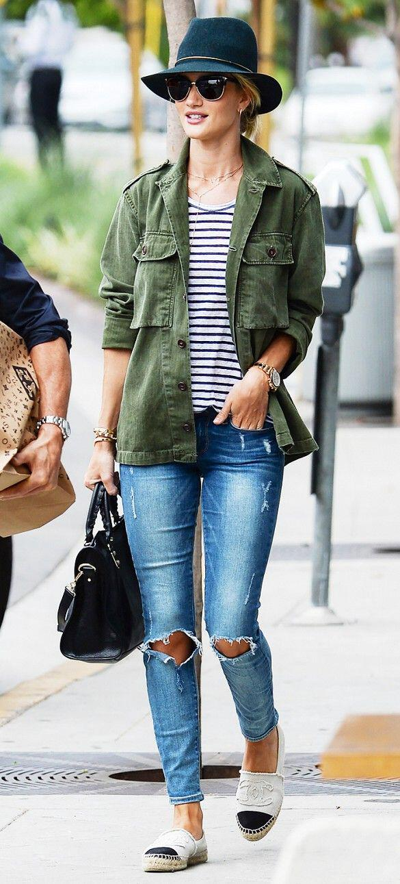 12 outfit ideas to wear espadrilles during spring and summer 4 - 12 outfit ideas to wear espadrilles during spring and summer