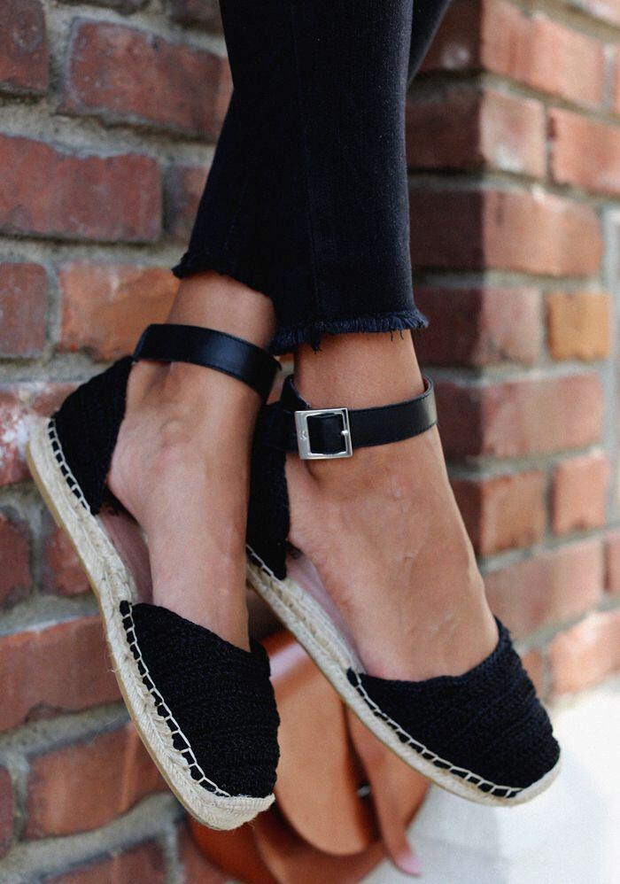 12 outfit ideas to wear espadrilles during spring and summer 5 - 12 outfit ideas to wear espadrilles during spring and summer