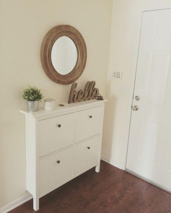 12 small entryway decor ideas you can copy - 12 small entryway decor ideas you can copy