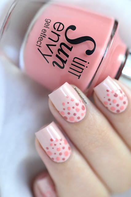 15 easy polka dot summer nail art ideas to get inspiration 7 - 15 easy polka dot summer nail art ideas to get inspiration