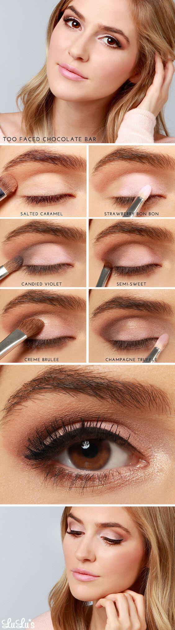 15 ideas for natural makeup for work - 15 ideas for natural makeup for work