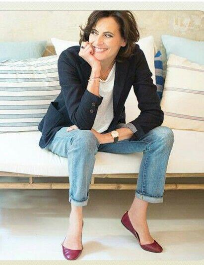 15 stylish navy blazer summer outfits to wear at work - Page 13 of 15 - stylishwomenoutfits.com