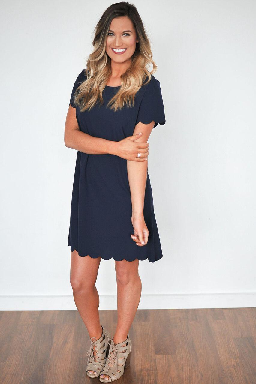 15 ways to wear a navy dress outfit and what accessories to choose - 15 ways to wear a navy dress outfit and what accessories to choose