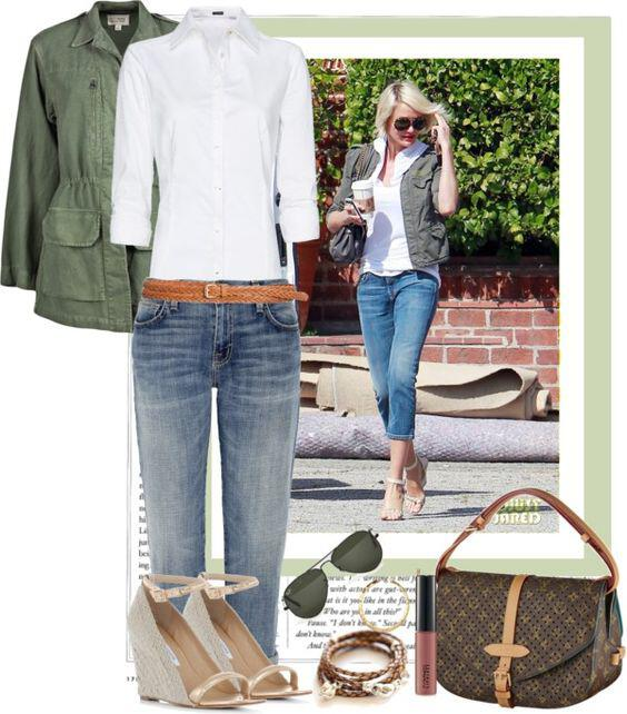 9 ideas on how to wear green parkas in spring all day outfits 8 - 9 ideas on how to wear green parkas in spring all day outfits