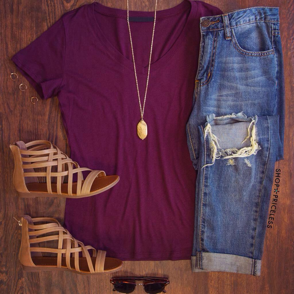 11 cute summer outfit with gold sandals 4 - 11 cute summer outfit with gold sandals