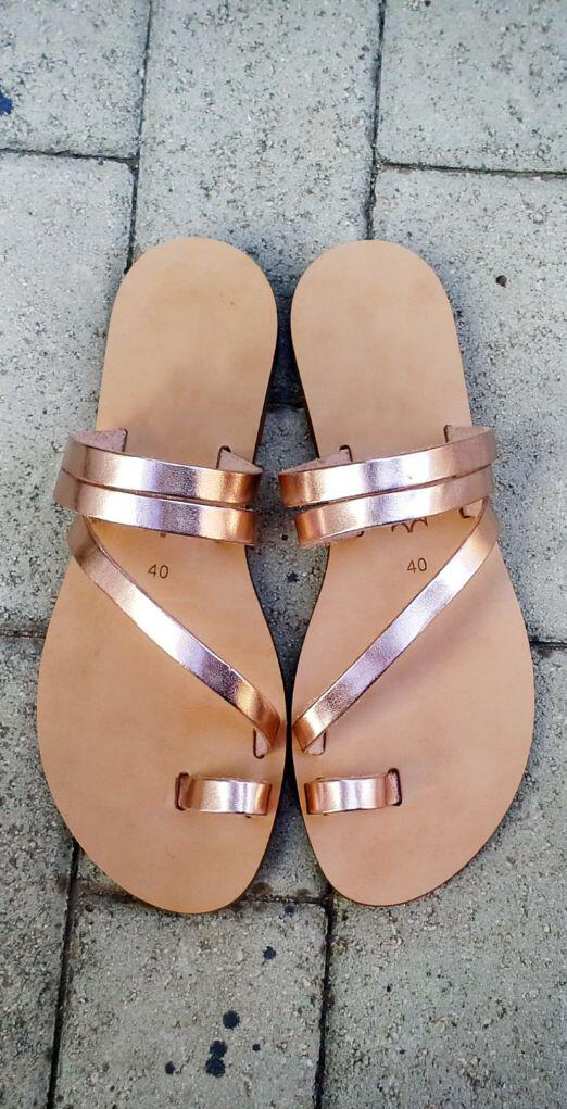 11 cute summer outfit with gold sandals 7 - 11 cute summer outfit with gold sandals