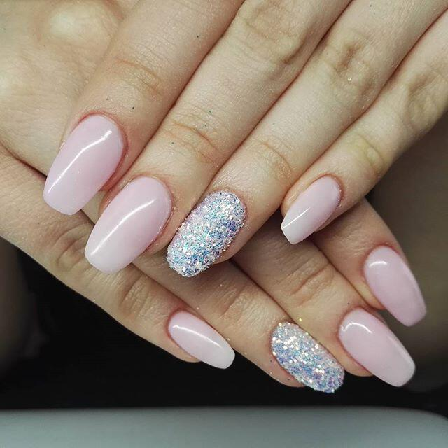 12 feminine summer nails designs that will inspire you 4 - 12 feminine summer nails designs that will inspire you