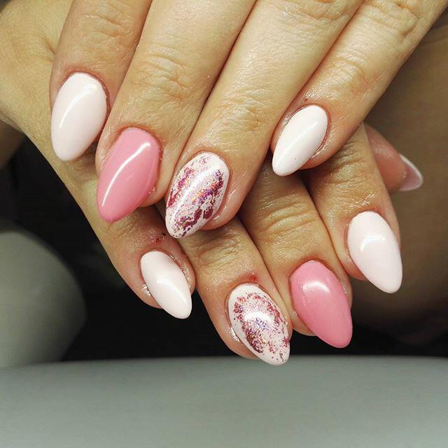 12 feminine summer nails designs that will inspire you 6 - 12 feminine summer nails designs that will inspire you