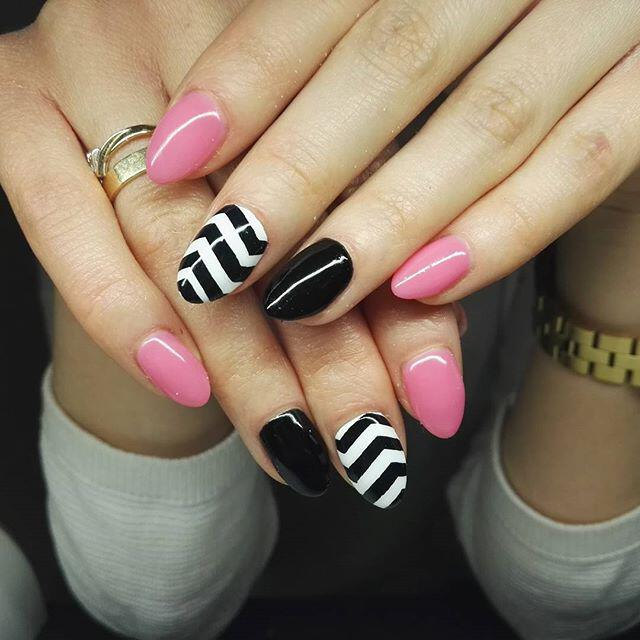 12 feminine summer nails designs that will inspire you 9 - 12 feminine summer nails designs that will inspire you