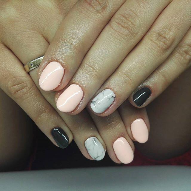 12 feminine summer nails designs that will inspire you - 12 feminine summer nails designs that will inspire you