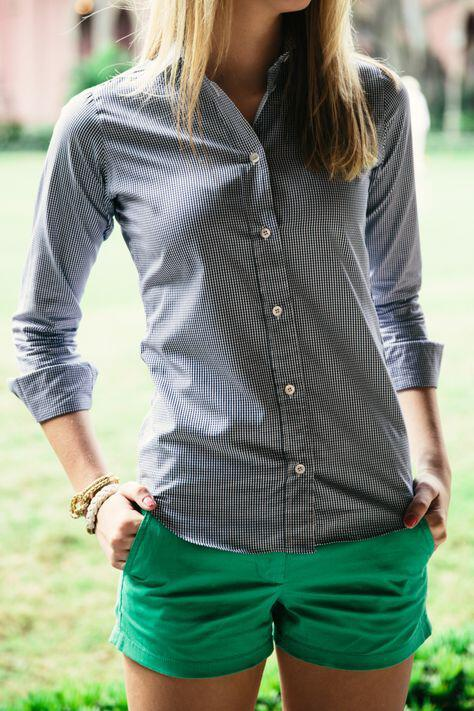 12 women work outfits ideas with shorts 9 - 12 women work outfits ideas with shorts