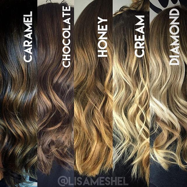 14 hot brunette balayage hairstyles that you will love 13 - 14 hot brunette balayage hairstyles that you will love
