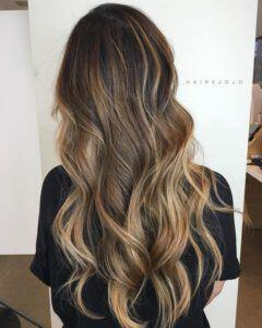 14 hot brunette balayage hairstyles that you will love 6 - 14 hot brunette balayage hairstyles that you will love