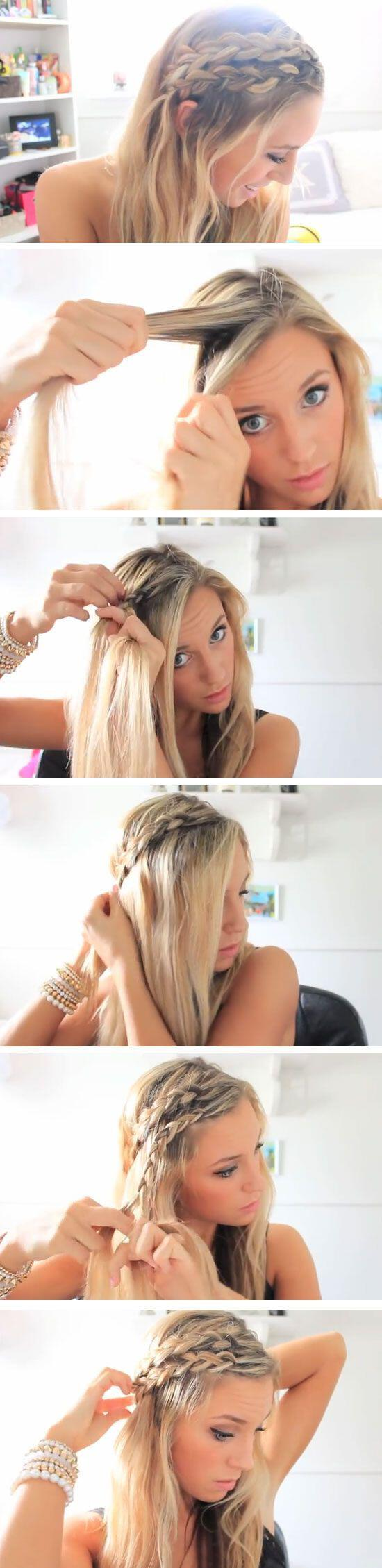 15 gorgeous and easy beach hairstyles to rock this summer 13 - 15 Gorgeous and Easy Beach Hairstyles to rock this summer